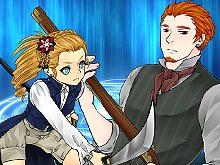 Manga Creator: Vampire Hunter page.3