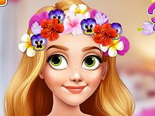 Princess Flower Crown - Girls Play
