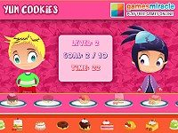 Yum Cookies