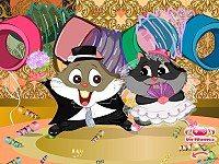 Hamster Couple