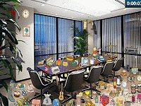 Hidden Object Game Meeting Room