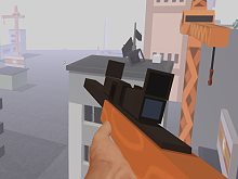 Zombie Town: Sniper