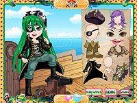 Pirate Girls Dressup