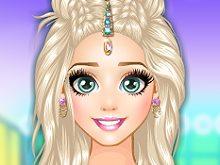Rapunzel's Festival Fashion