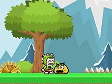 Adventure Of Green Kid