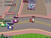 Big Pixel Racing