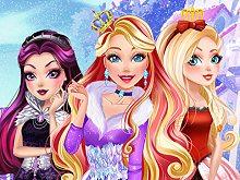 Ellie Joins Fairytale High