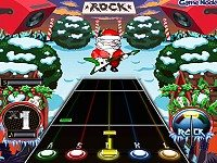 Santa Rockstar 2