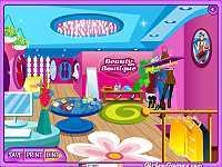 Beauty Boutique Decoration