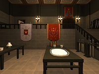 Kingdom Soldiers Room
