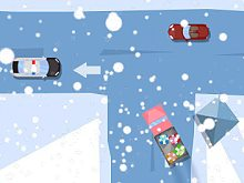 Santa's Toy Parking Mania