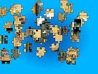 Jigsaw Plaka