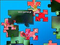 Jigsaw Flower