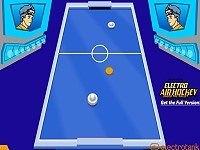 Electro Air Hockey