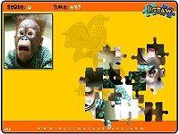 Jigsaw Monkey
