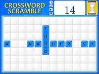 Crossword Scramble