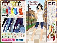 Fashion Designing Games