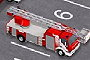 Iveco Magirus Fire Trucks