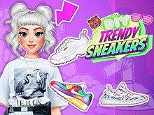 DIY Trendy Sneakers