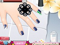 Twilight Manicure