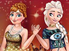 Princess Glittery Party