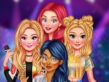 Princesses Stage Divas