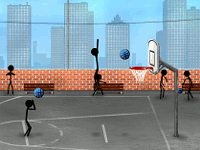 Stix Street Basketball