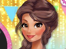 Moana Sorority House Princess