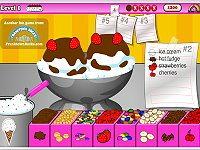 Tiny Tinas Ice Cream Sundae Rush