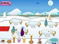 Penguins Polar Banquet