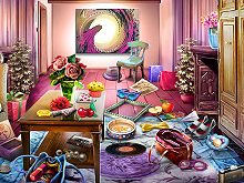 Melody of Love Hidden Objects