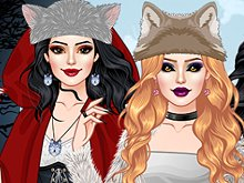 Lady Werewolf