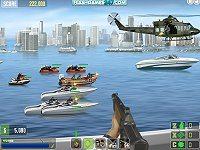 Speedboat Shooting