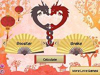 Love Tester: Chinese Zodiac