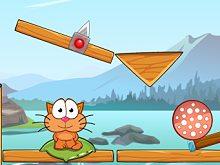 Cat Around The World: Alpine Lakes