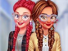 Design My Cute Nerdy Glasses