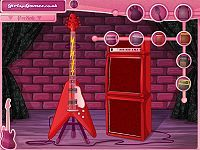 Guitar Decoration