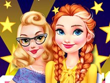 Princess Hollywood Themed Dress-up