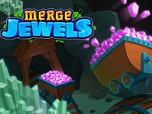 Merge Jewels CoolGames