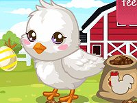 Easter Baby Chick Care