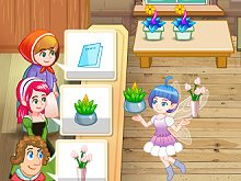 Flower Shop Mobile