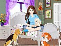 Pets Lover Bedroom