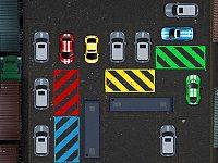 Parking Puzzle 2