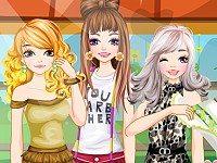 Fashion Summer Girls
