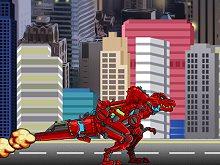 Dino Robot Jump