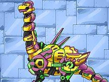 Dino Robot: Brachiosaurus