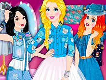 Princess Denim Collection