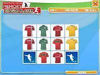 Soccer 2010 Memory