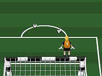 Goalkeepers Training
