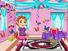 My Moms Birthday Party